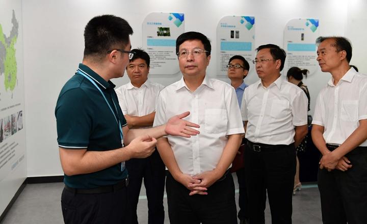 胡衡华调研集成电路产业链工作 打造长沙高质量发展新的支撑点