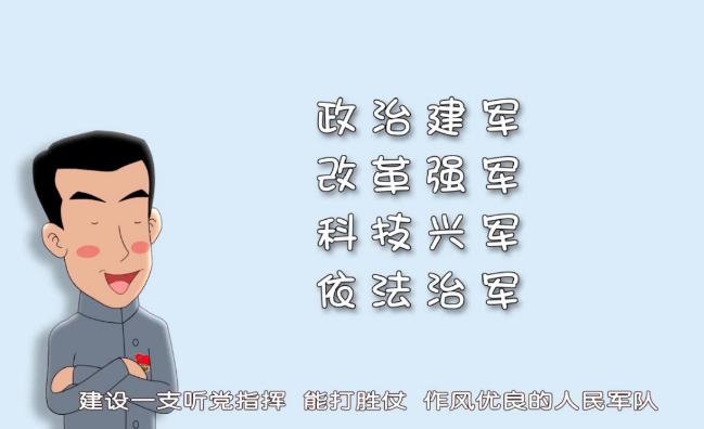 """""""漫""""说党章第七集"""