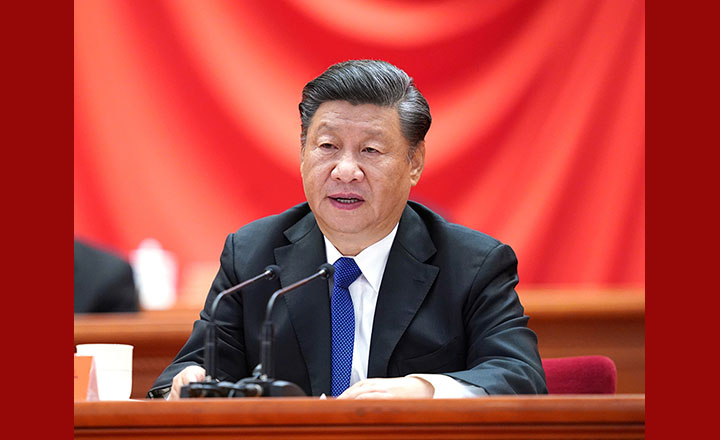 习近平:在纪念辛亥革命110周年大会上的讲话